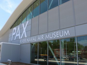 PAX River Naval Air Museum