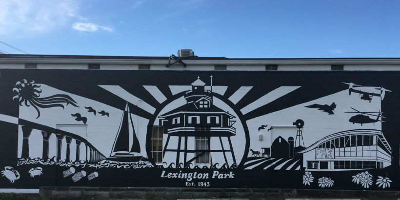 Lexington Park Mural