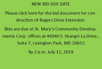 Rogers Dr revised bid doc